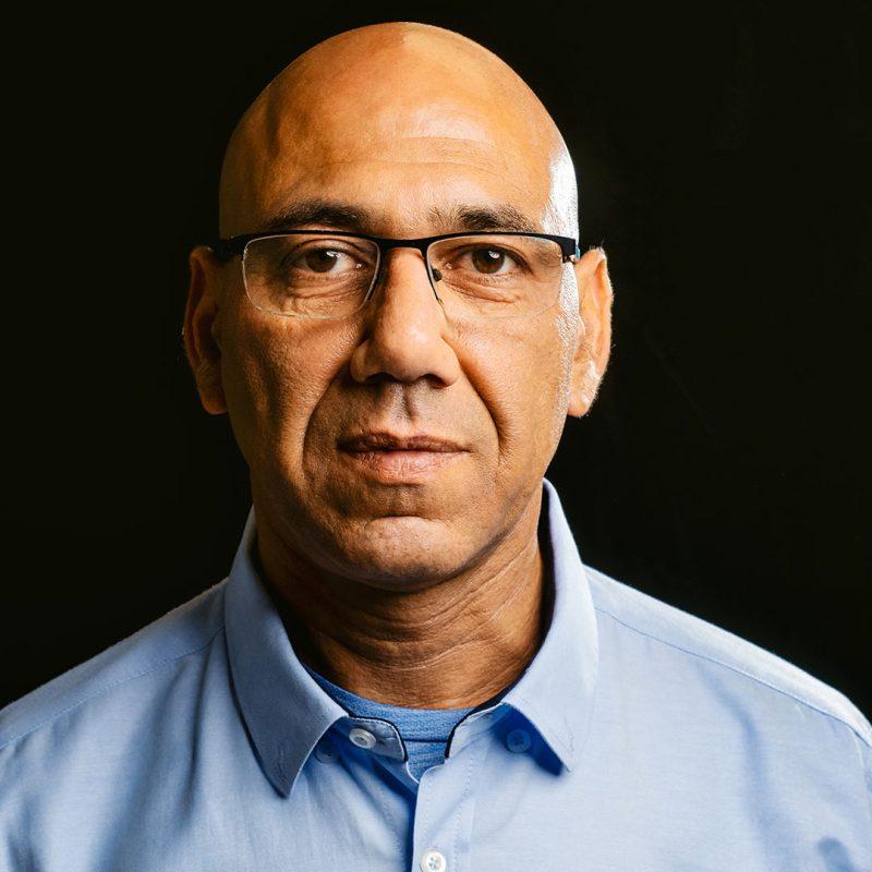 Amir Eliyahu - Direttore operativo, carrelli intelligenti Tracxpoint
